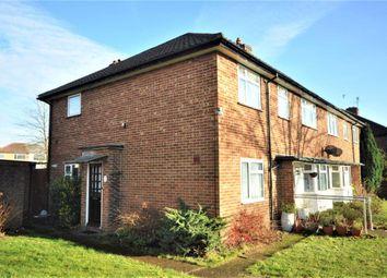 Thumbnail 2 bed maisonette to rent in Kenton Lane, Harrow Weald, Harrow