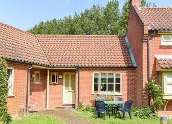 Thumbnail 1 bed terraced bungalow for sale in Barsham Road, Great Snoring, Fakenham