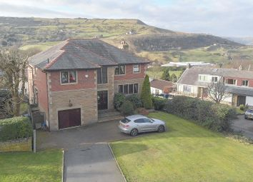 Thumbnail 5 bedroom detached house for sale in Newchurch Road, Higher Cloughfold, Rossendale