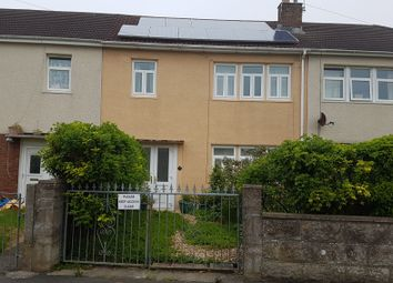 Thumbnail 3 bed terraced house for sale in Heol Degwm, North Cornelly