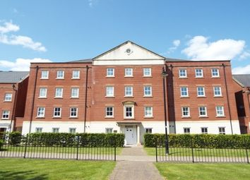 Thumbnail 2 bed flat to rent in Darwin Court, Lichfield