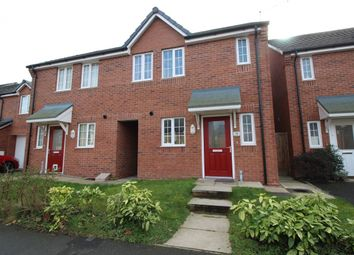 Thumbnail 3 bed semi-detached house for sale in Bakewell Drive, Nottingham