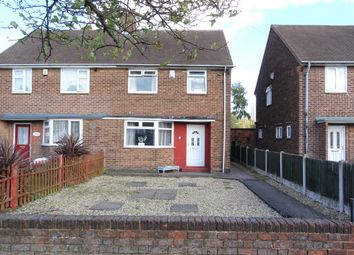 Thumbnail 3 bed semi-detached house for sale in Valley Road, Worksop