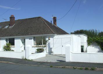 3 bed semi-detached bungalow to rent in Lynhurst Avenue, Sticklepath, Barnstaple EX31