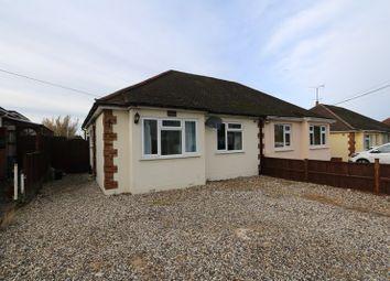 Thumbnail 3 bed semi-detached bungalow for sale in Felstead Road, Benfleet