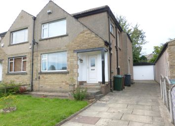 Thumbnail 3 bed semi-detached house for sale in Woodland Close, Bradford