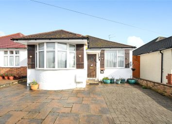 Thumbnail 3 bedroom detached bungalow for sale in Woodford Crescent, Pinner