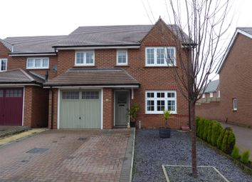 Thumbnail 4 bedroom detached house for sale in Wittingham Close, Hadley, Telford