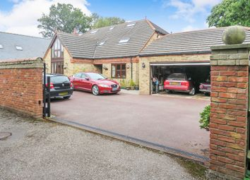 Thumbnail 5 bedroom detached house for sale in Pinchbeck Road, Spalding