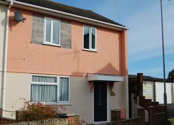 Thumbnail End terrace house for sale in Bratton Close, Swindon