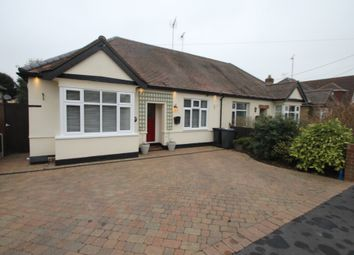 Thumbnail 3 bedroom semi-detached bungalow for sale in Stambridge Road, Stambridge, Rochford