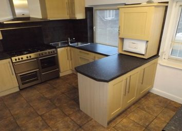 Thumbnail 3 bed flat to rent in Hayden Lane, Hucknall