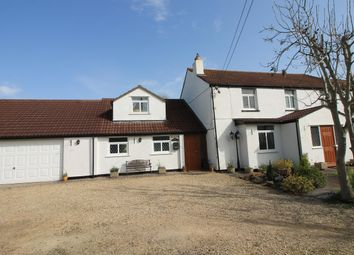 Thumbnail Semi-detached house for sale in Hewish, Weston-Super-Mare