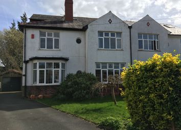 Thumbnail 5 bedroom semi-detached house for sale in St Johns Place, Whitchurch, Cardiff