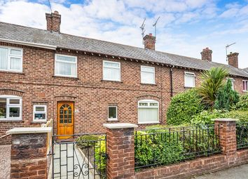 Thumbnail 3 bed terraced house for sale in Westward Road, Chester
