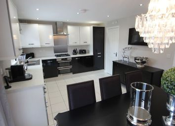 Thumbnail 4 bedroom detached house for sale in Urban Terrace, The Nabb, St. Georges, Telford