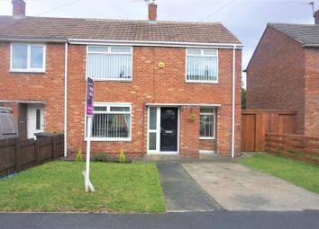 3 bed end terrace house for sale in Lawrence Avenue, South Shields NE34