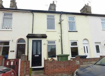 Thumbnail 2 bed terraced house for sale in Alpha Road, Great Yarmouth