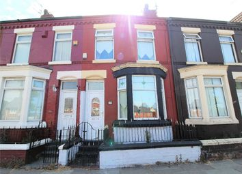 Thumbnail 3 bed terraced house for sale in Lower Breck Road, Anfield, Liverpool, Merseyside