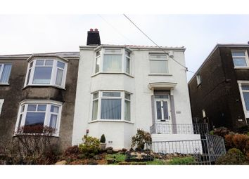 Thumbnail 3 bed semi-detached house for sale in Shelone Road, Britton Ferry