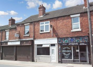 Thumbnail 1 bed flat for sale in Shopping Precinct, Station Lane, Featherstone, Pontefract