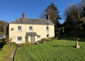 Thumbnail 4 bed country house for sale in Loxhore, Barnstaple