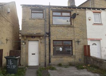 Thumbnail 2 bed cottage for sale in Centre Street, Bradford