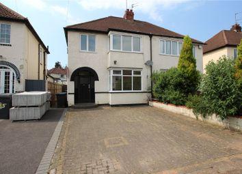 Thumbnail 3 bed semi-detached house for sale in Aldersley Road, Aldersley, Wolverhampton