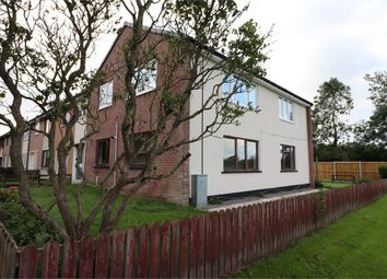 Thumbnail 2 bed flat for sale in Chapel Close, Warwick Bridge, Carlisle, Cumbria