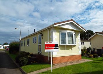 Thumbnail 2 bedroom mobile/park home for sale in St. James Park, Featherstone, Wolverhampton