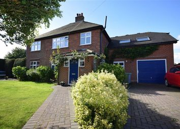 Thumbnail 6 bed detached house for sale in Brickyard Lane, Farnsfield, Nottinghamshire