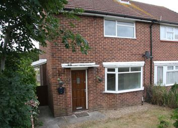 Thumbnail 2 bed semi-detached house to rent in Danebury Close, Havant
