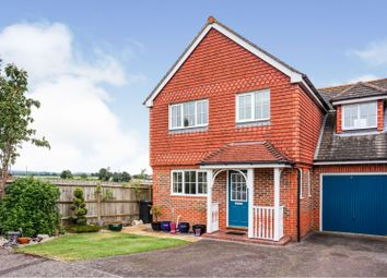 Thumbnail 4 bed detached house for sale in Carse Road, Chichester