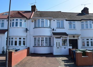 Thumbnail 3 bed terraced house for sale in Carmelite Road, Harrow Weald