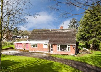 Thumbnail 4 bed bungalow for sale in Burma Road, Park Hall, Oswestry