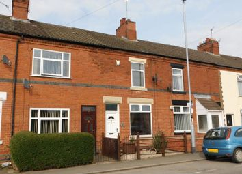 Thumbnail 2 bed terraced house for sale in Standard Hill, Hugglescote, Coalville
