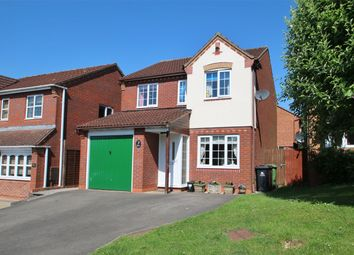 Thumbnail 3 bedroom detached house for sale in Nodens Way, Lydney, Gloucestershire