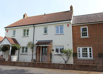 Thumbnail 3 bed terraced house for sale in Greenway, Woodbury, Exeter, Devon