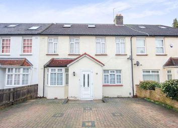 Thumbnail 5 bed terraced house for sale in Hood Avenue, Southgate, London, .