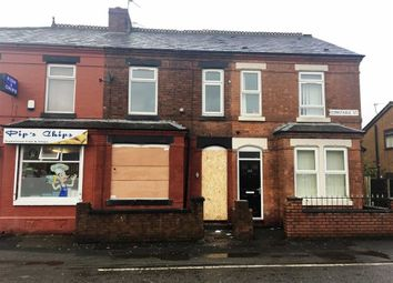 Thumbnail 2 bedroom terraced house for sale in Tavistock Industrial Estate, Railway Street, Manchester