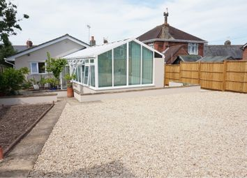 Thumbnail 3 bed detached bungalow for sale in Helliers Road, Chard