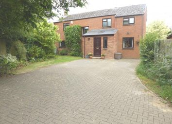 Thumbnail 4 bed detached house for sale in Willes Close, Faringdon