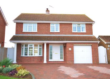 Thumbnail 4 bed detached house for sale in Ashes Close, Walton On The Naze