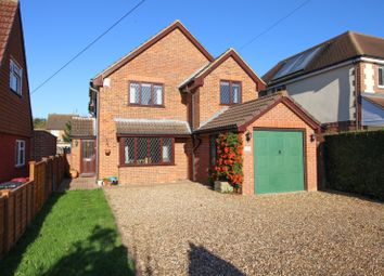 Thumbnail 4 bedroom detached house for sale in Woods Road, Caversham, Reading