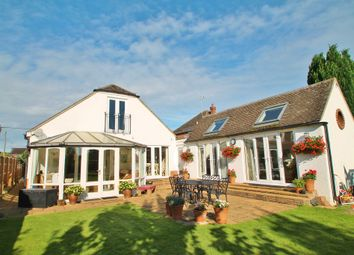 Thumbnail 4 bed detached house for sale in Eaton Road, Appleton, Abingdon
