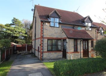2 bed semi-detached house for sale in Whitfield Gardens, Woodsetts, Worksop S81
