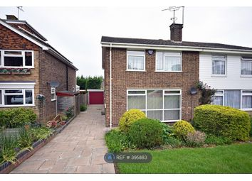 Thumbnail 4 bed semi-detached house to rent in Brompton Farm Road, Rochester