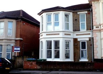 Thumbnail 2 bed flat to rent in Denzil Avenue, Southampton