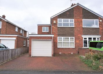Thumbnail 3 bed semi-detached house for sale in Johnson Grove, Norton