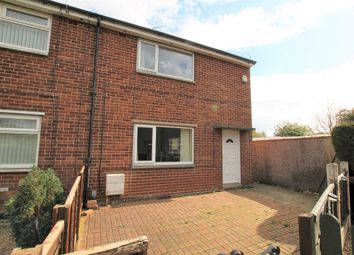 Thumbnail 2 bed semi-detached house for sale in Rufford Street, Wakefield